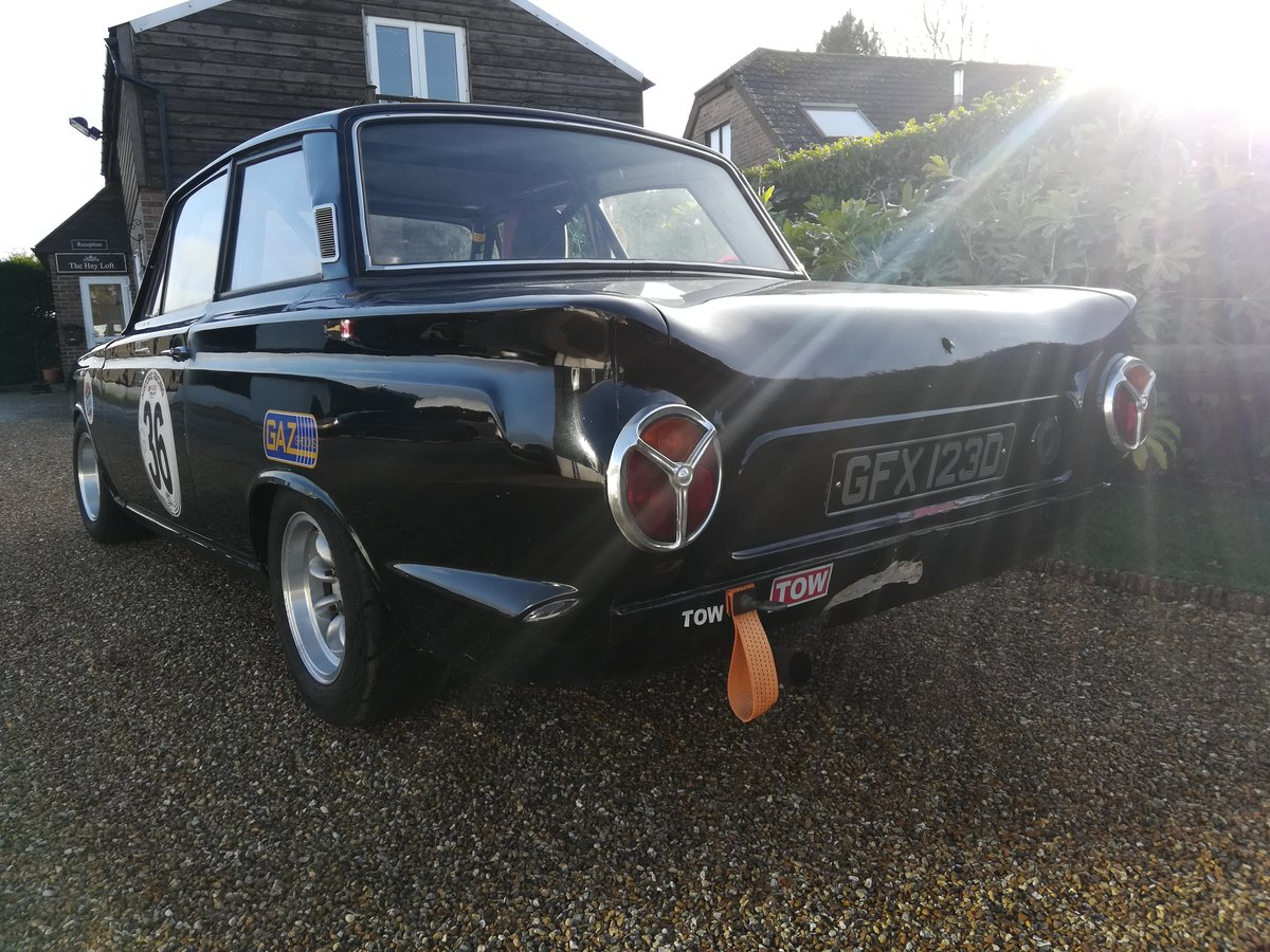1966 Ford Cortina Mk1 - 2 Door - 1760cc All Steel Crossflow - SOLD (picture 2 of 6)