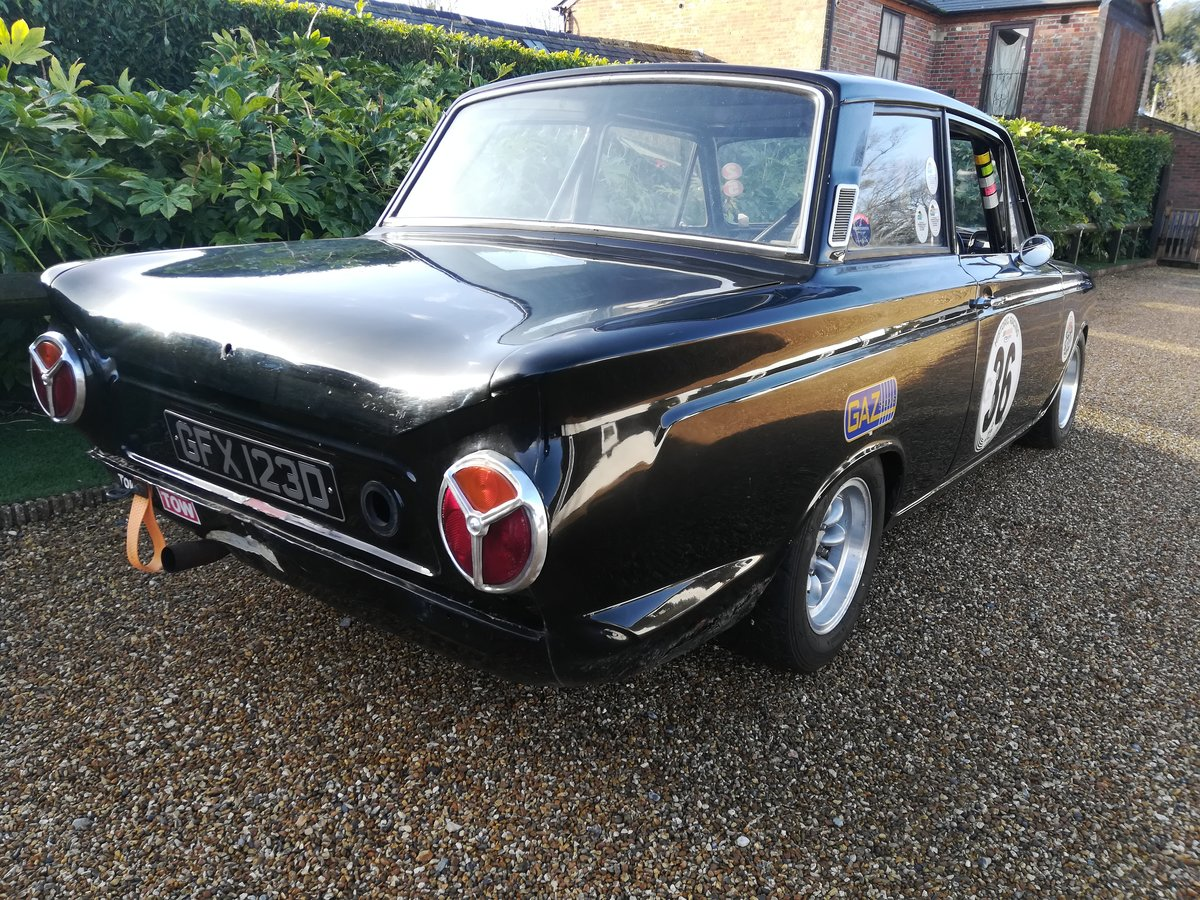 1966 Ford Cortina Mk1 - 2 Door - 1760cc All Steel Crossflow - SOLD (picture 3 of 6)