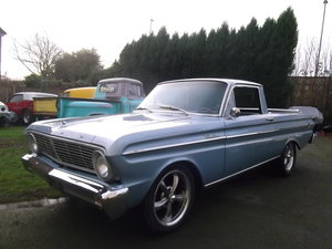 1965 Ford Ranchero Pick Up Truck, v8, Automatic, Not El Camino SOLD