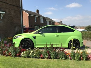 2010 Ford Focus rs mk2 For Sale