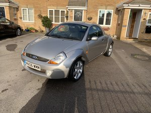 2006 Ford Streetka convertible 6898 miles only For Sale