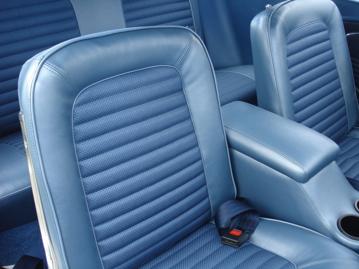 1966 Ford mustang manual, straight six. 3.3 cid. For Sale (picture 4 of 6)