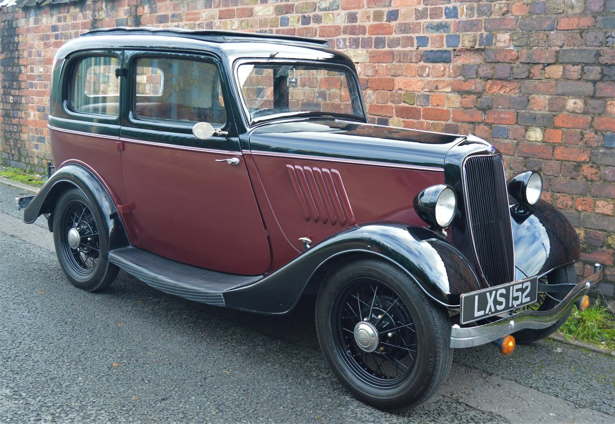 1937 FORD MODEL Y 933cc SV * PRE WAR / CLASSIC / HISTORIC *  For Sale (picture 1 of 6)