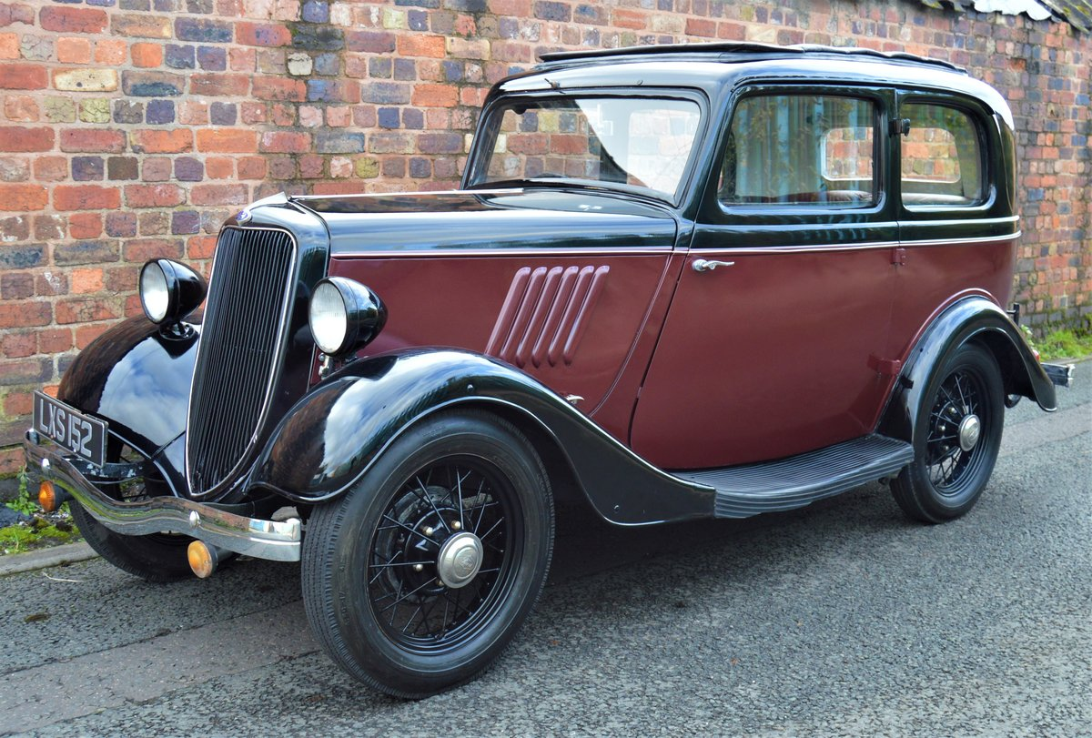1937 FORD MODEL Y 933cc SV * PRE WAR / CLASSIC / HISTORIC *  For Sale (picture 3 of 6)
