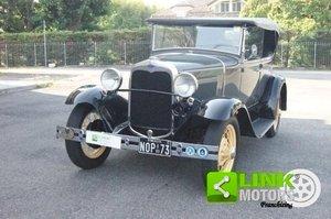 Ford A PHAETON 1930 RESTAURO TOTALE For Sale