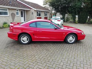 1995 Ford Mustang Coupe 3.8l V6 For Sale
