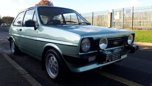 1983 Fiesta 1.1 GL with XR2 running gear For Sale