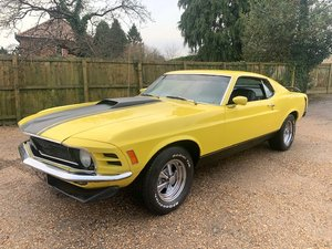1970 Ford Mustang For Sale by Auction