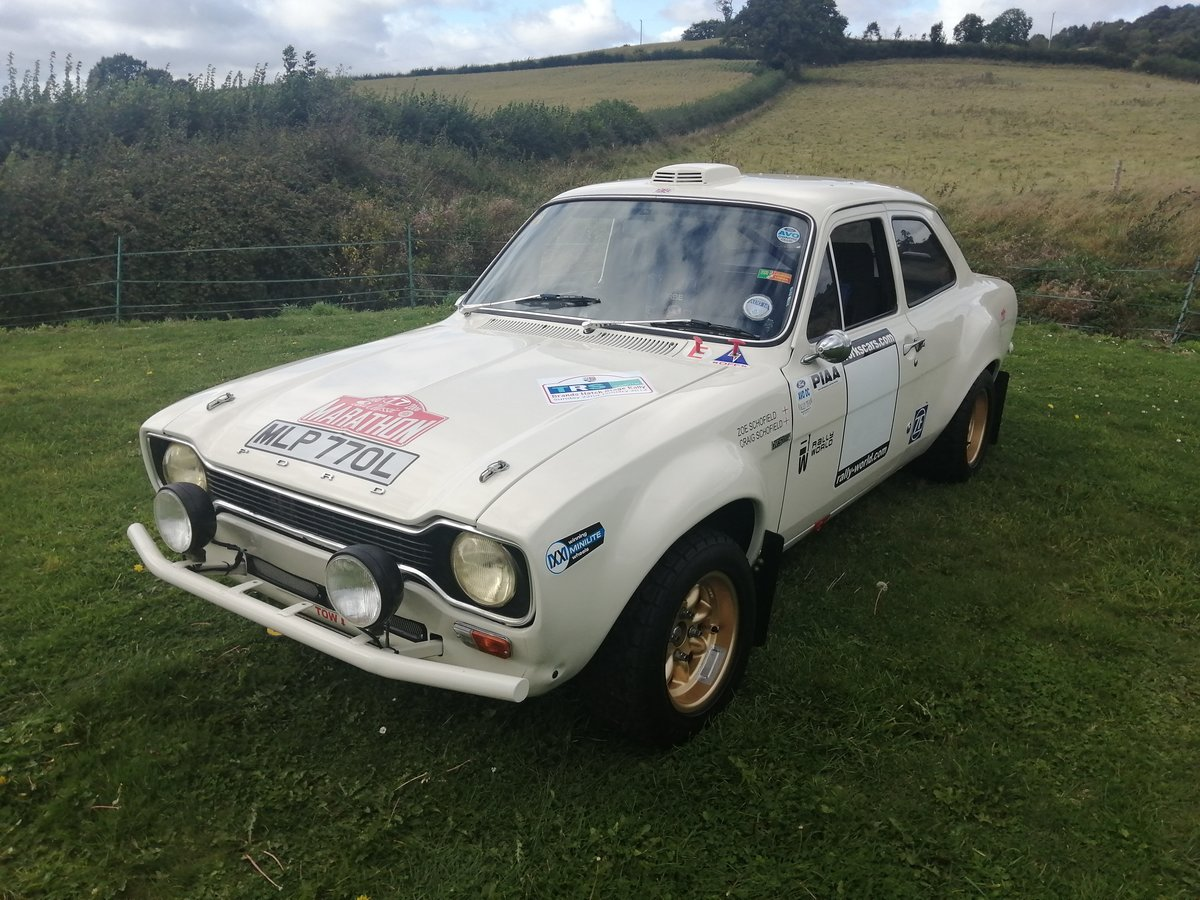 1972 Escort rs1600 For Sale (picture 1 of 6)