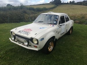 1972 Escort rs1600 For Sale