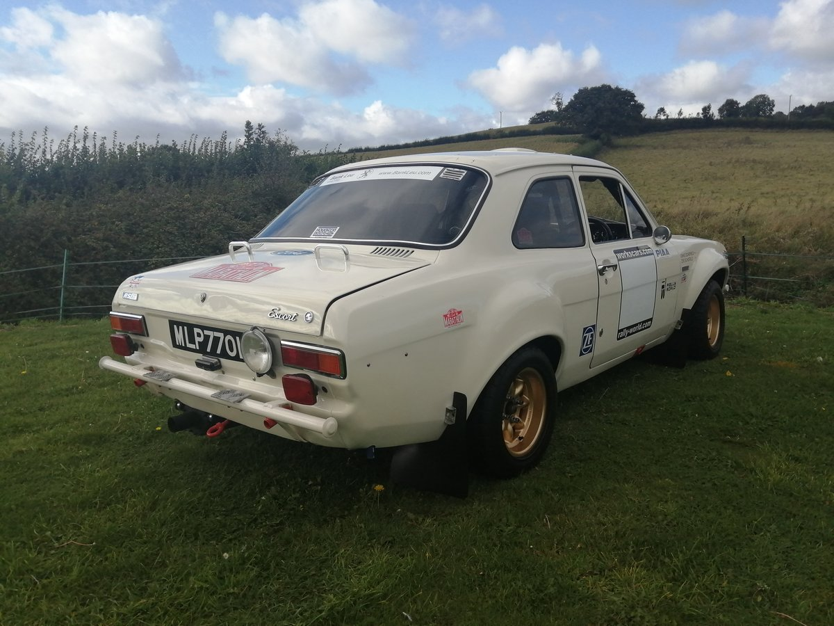1972 Escort rs1600 For Sale (picture 2 of 6)