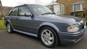 1989 Ford Escort rs turbo S2, 80000 miles. For Sale