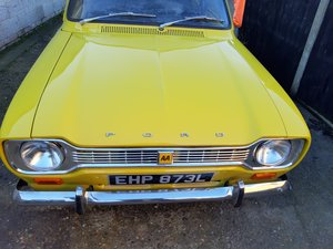 1972 Mk1 escort For Sale