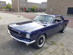 Ford Mustang Coupé 1966 For Sale