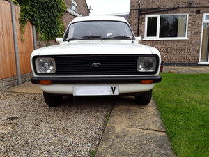 1980 Ford Escort MK2 Van 1.6 Auto For Sale