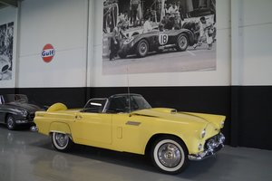 FORD USA THUNDERBIRD Convertible Restored (1956) For Sale