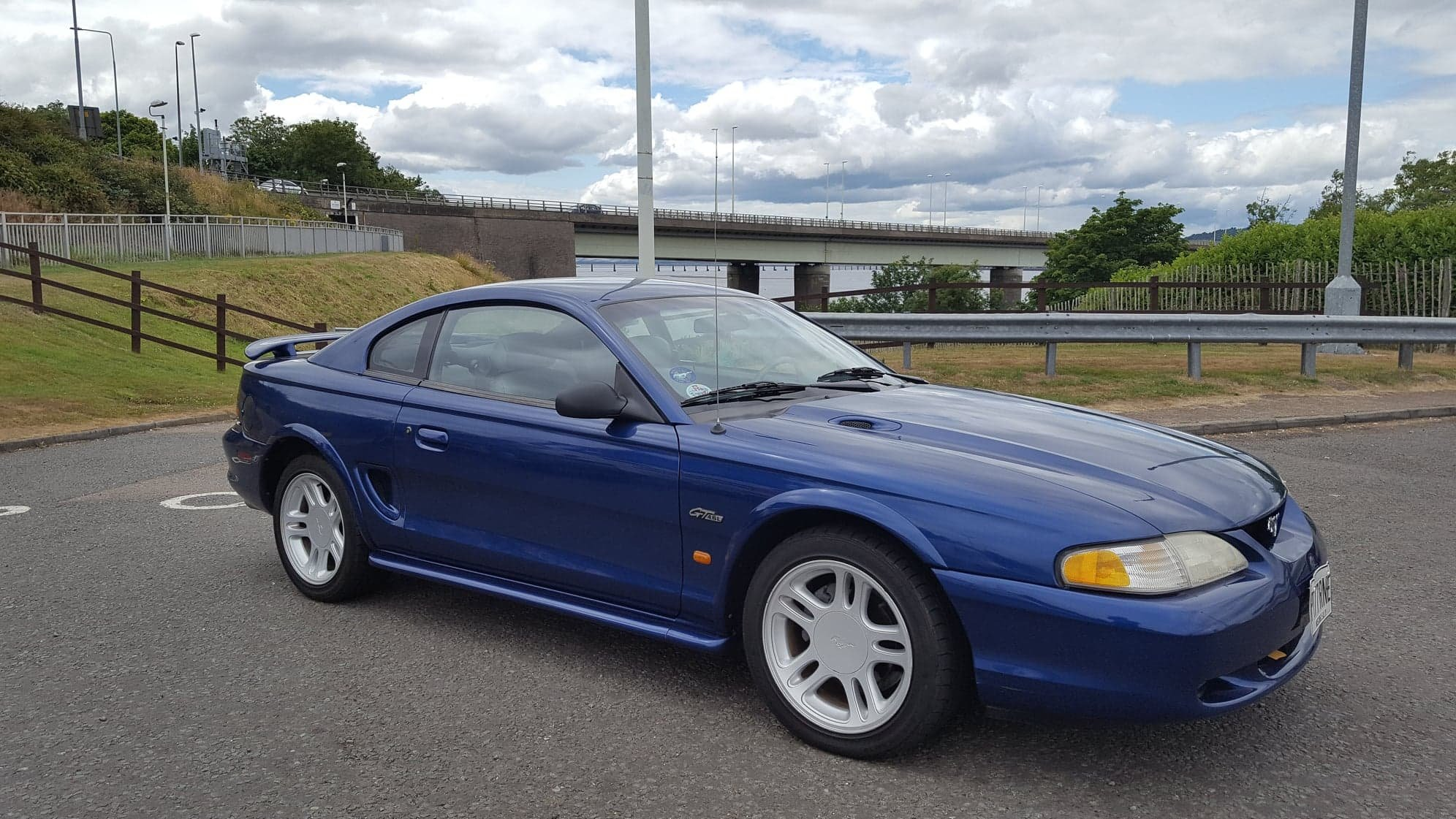 1996 Ford Mustang GT v8  For Sale (picture 1 of 2)