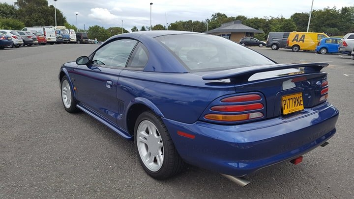 1996 Ford Mustang GT v8  For Sale (picture 2 of 2)