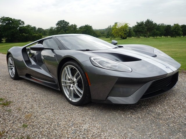 2018 New Ford GT For Sale (picture 1 of 6)