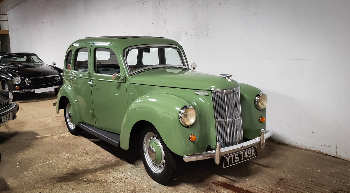 1953 Ford Prefect - Fully Restored Sit-Up-And-Beg For Sale (picture 1 of 6)