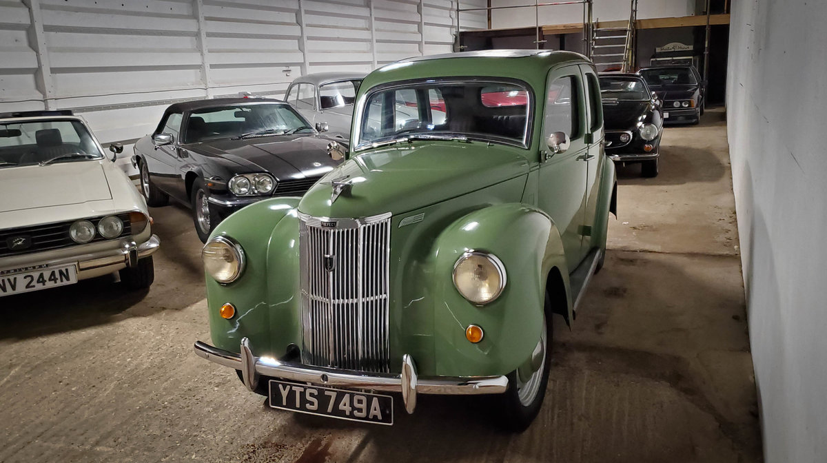 1953 Ford Prefect - Fully Restored Sit-Up-And-Beg For Sale (picture 2 of 6)