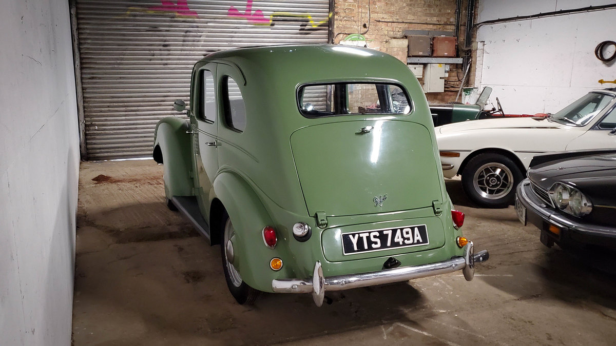 1953 Ford Prefect - Fully Restored Sit-Up-And-Beg For Sale (picture 3 of 6)