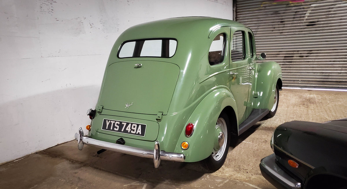 1953 Ford Prefect - Fully Restored Sit-Up-And-Beg For Sale (picture 4 of 6)