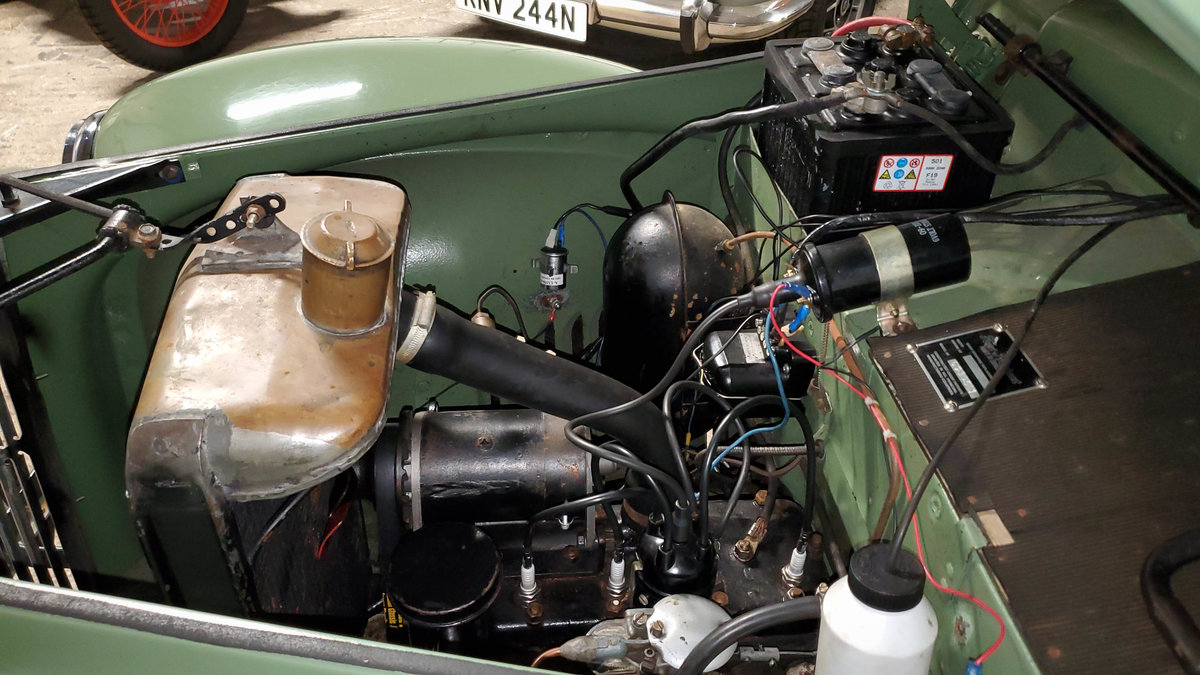 1953 Ford Prefect - Fully Restored Sit-Up-And-Beg For Sale (picture 6 of 6)