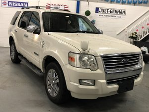 2008 FORD EXPLORER 4.6 V8 Limited, Left Hand Drive, American 4WD For Sale