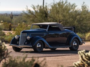 1936 Ford Roadster Custom