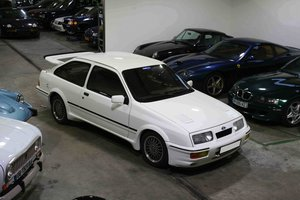 Ford Sierra RS Cosworth - 39000 Km - full history