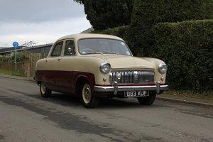 1953 Ford Consul MKI SOLD