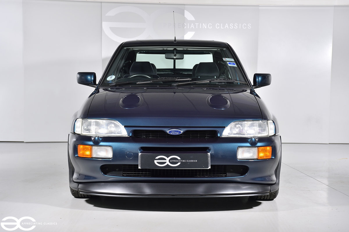 1993 Original Escort RS Cosworth - 2K Miles - Annual Ford History For Sale (picture 1 of 6)
