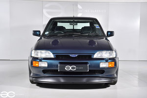 1993 Original Escort RS Cosworth - 2K Miles - Annual Ford History For Sale