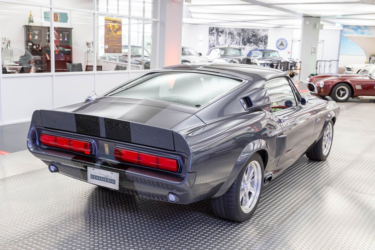 """1967 Ford Mustang Shelby GT 500 """"Eleanor"""" For Sale by ..."""