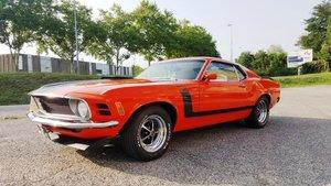 1970 Ford Mustang Boss 302 Boite Méca