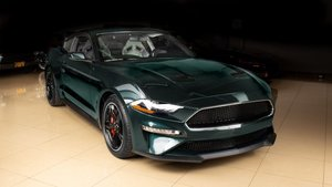 2019 Ford Bullitt Mustang Coyote V8 480 HP 6 spd Manual $46.