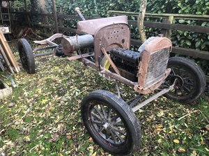 1923 Ford Model T Speedster Restoration Project Right Hand Drive  For Sale