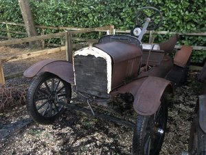 1923 Vintage Ford Model T Speedster Project Barn Find Man Cave Ve SOLD