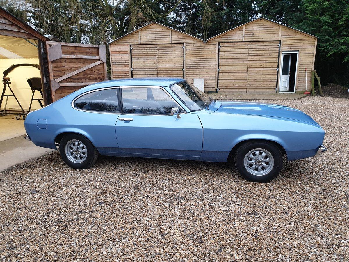 1976 ford capri mk2 SOLD (picture 1 of 6)