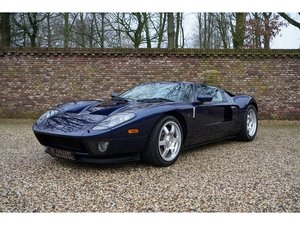 "2006 Ford GT 101 Edition ""GT40"" one of 101 made for Europe, only"