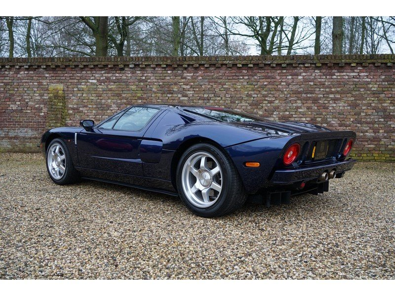 "2006 Ford GT 101 Edition ""GT40"" one of 101 made for Europe, only  For Sale (picture 2 of 6)"