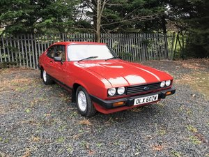 1980 Ford Capri 3.0 V6 Auto SOLD by Auction