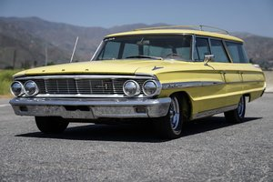 1964 Ford Galaxy Wagon Surf Mobile For Sale