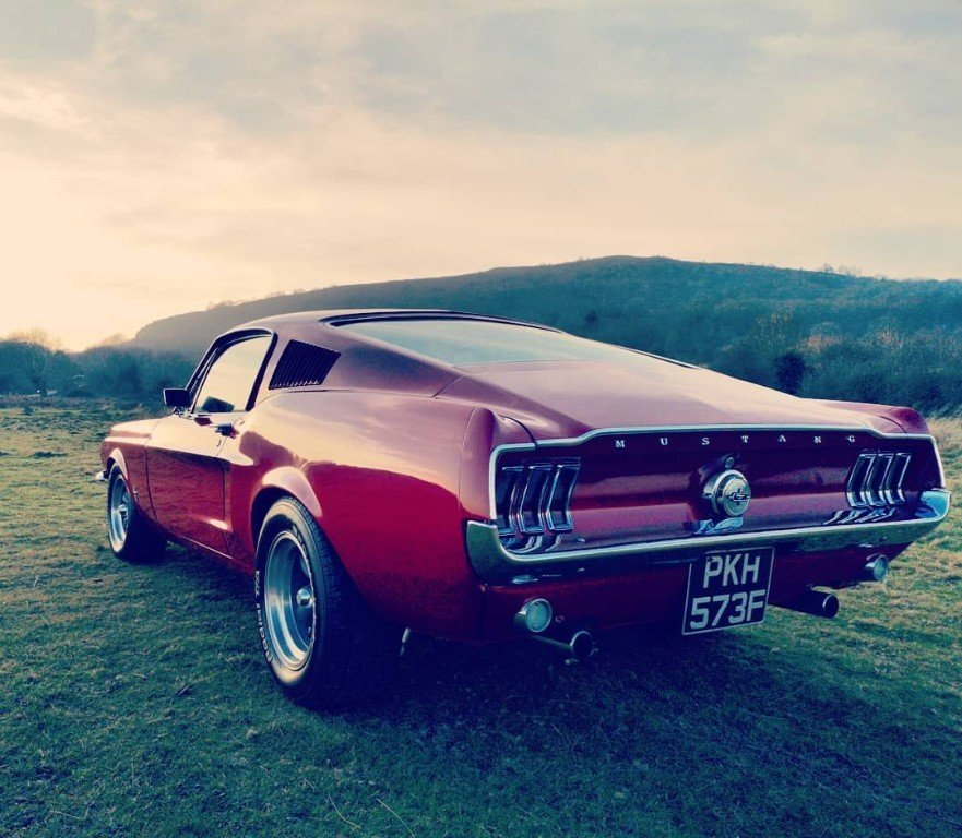 1968 Ford Mustang Fastback For Sale (picture 1 of 6)