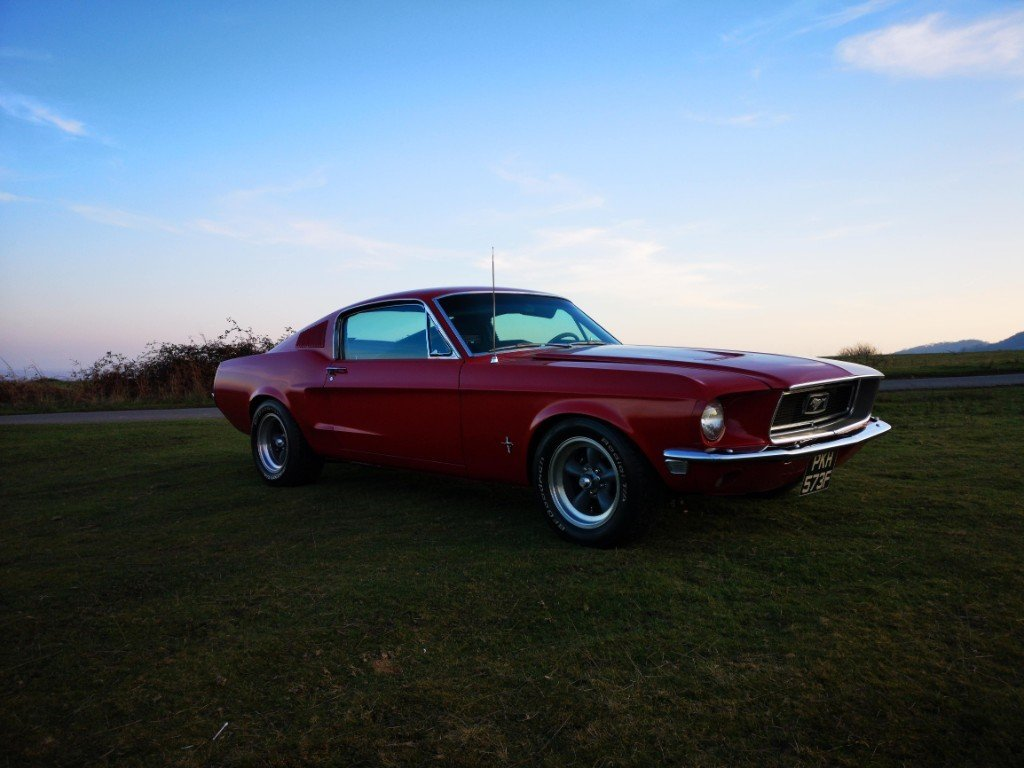 1968 Ford Mustang Fastback For Sale (picture 3 of 6)