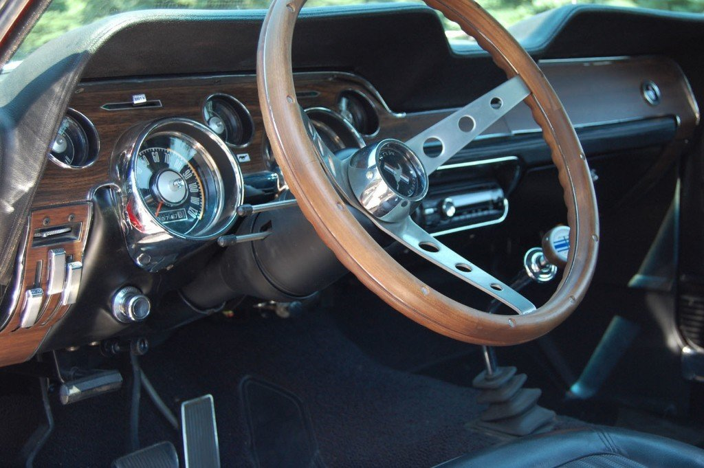 1968 Ford Mustang Fastback For Sale (picture 5 of 6)