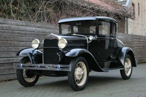 Ford Model A Coupe, 1930 SOLD