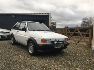 1988 Ford fiesta xr2 SOLD