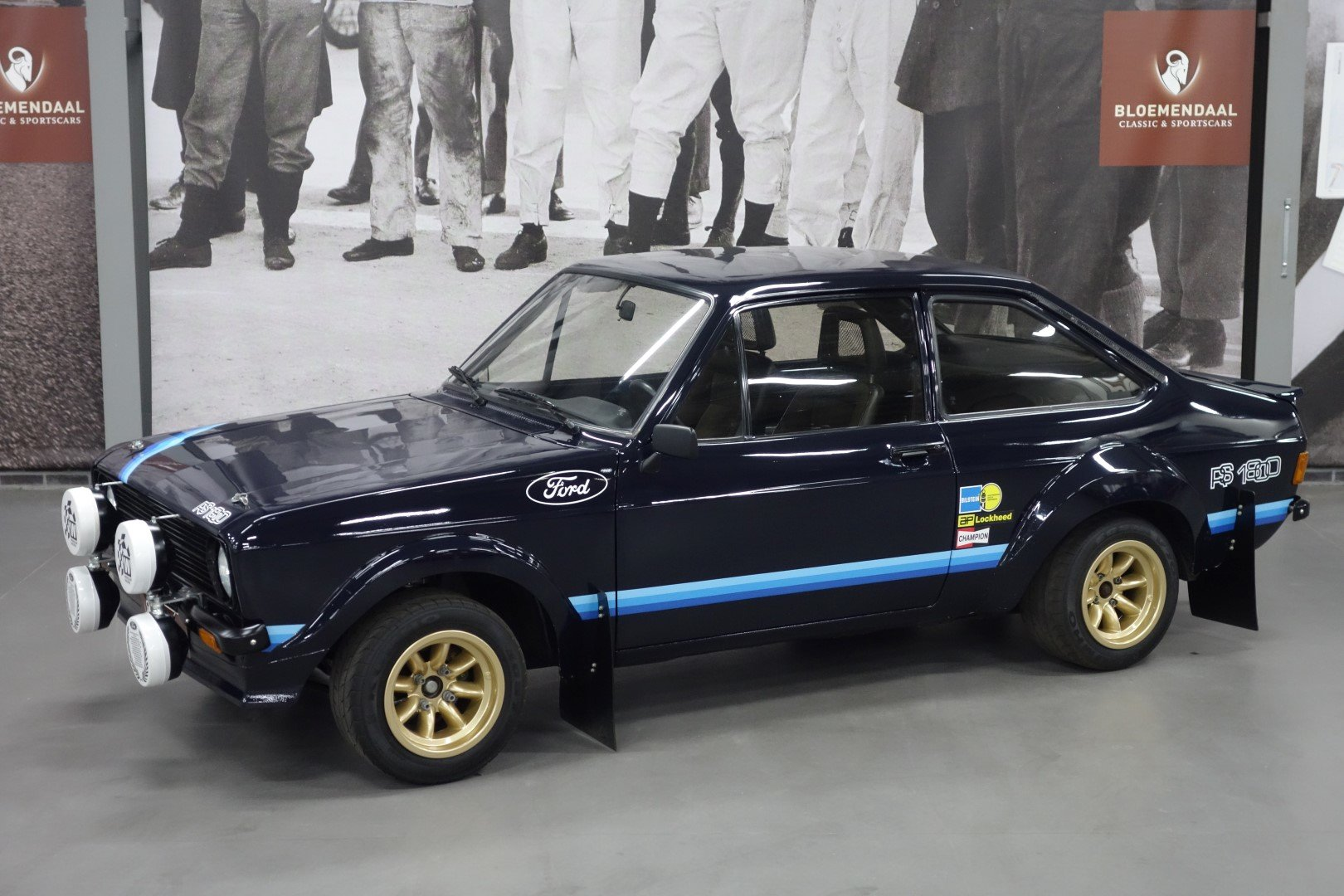 1978 Ford Escort Mk2 RS 1800 BDA For Sale (picture 1 of 6)